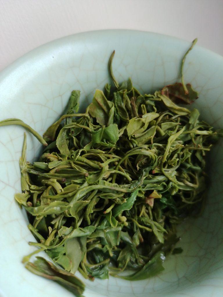 chinese green tea 2019