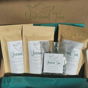 african tea box