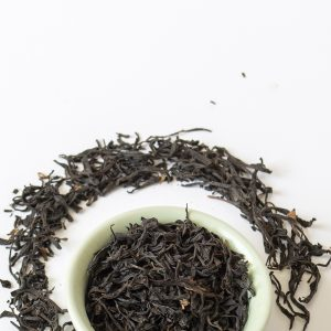 unsmoked lapsang souchong tea leaves