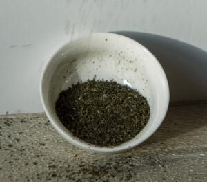 low quality teabag tea